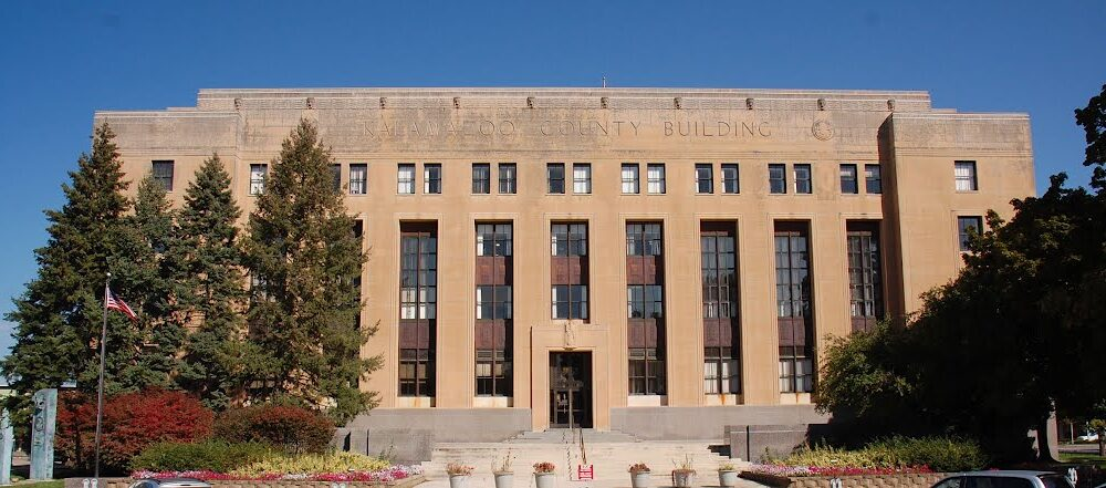 kalamazoo county courthouse